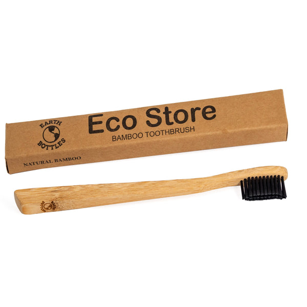 Earth Bottles -Bamboo Toothbrushes - Soft Bristle