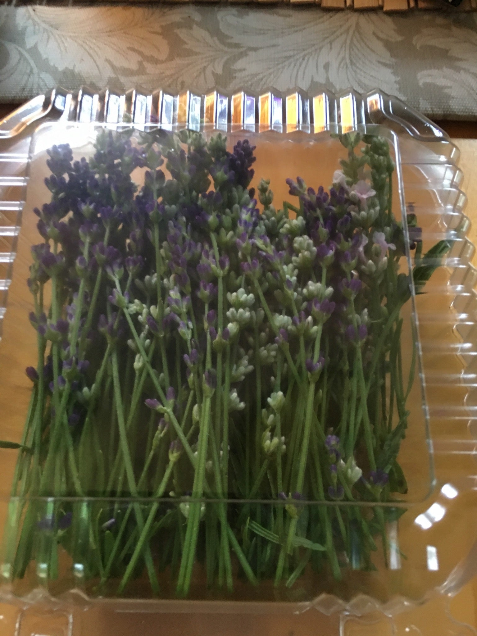 Fresh Culinary Lavender