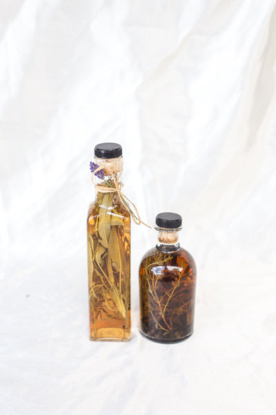 Herbal Infused Vinegar -12 oz