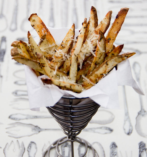 Herb Baked Fries