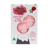 Australian Goats Milk and Rose Oil 100g Soap