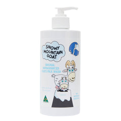 Australian Goats Milk 500ml Hand & Body Wash (Fragrance Free)