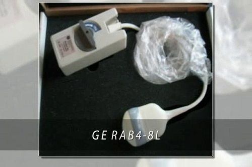 GE RAB4-8L Ultrasound Probe / TRANSDUCER