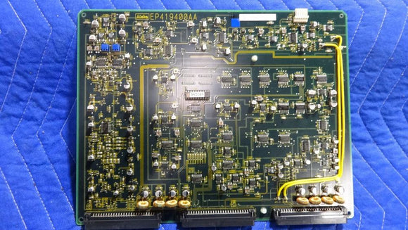 Aloka ULTRASOUND BOARD P/N EP419400AA for DynaView Ultrasound SSD-1700