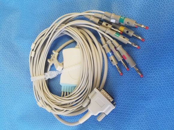 HP/PHILIPS EKG CABLE 45506