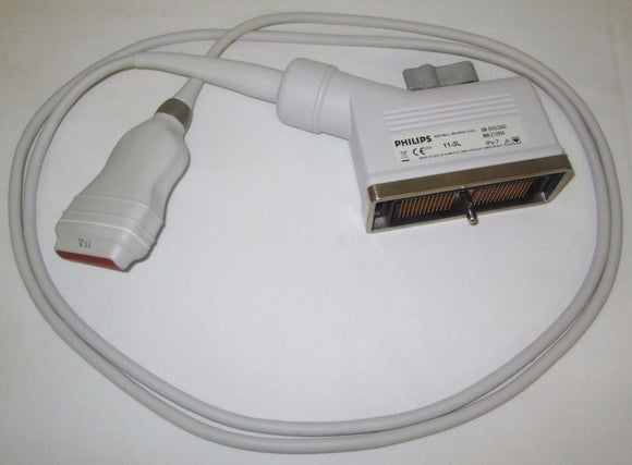 Philips 11-3L 21356A Linear Vascular Ultrasound Transducer