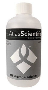 NEW Atlas Scientific ATL phStorage pH Probe Storage Solution 8 Ounces SHIPS FREE 857434005350