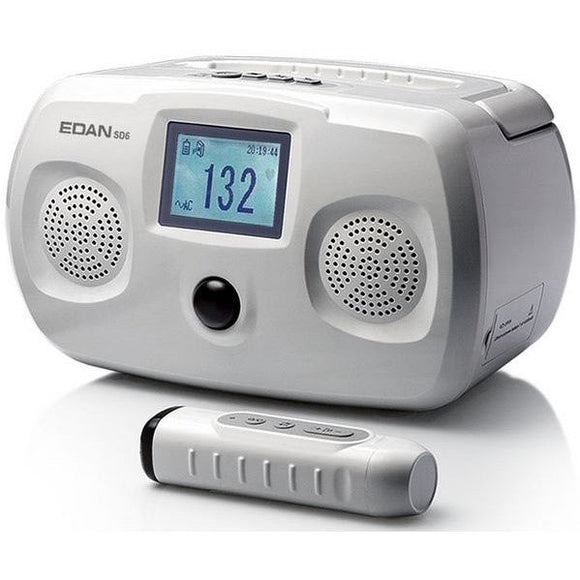 Edan SD6 Ultrasonic Tabletop Doppler