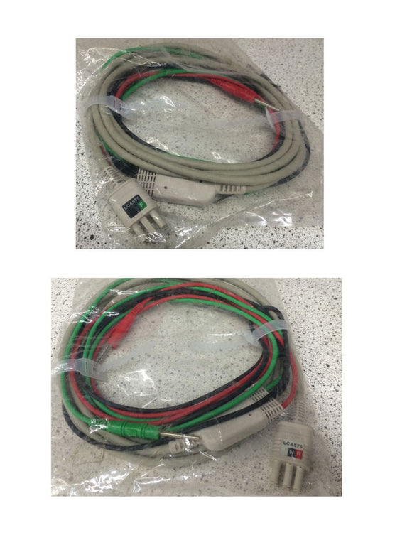 Aloka LCA575 ECG Cables for Ultra Sound Machine SSD-4000