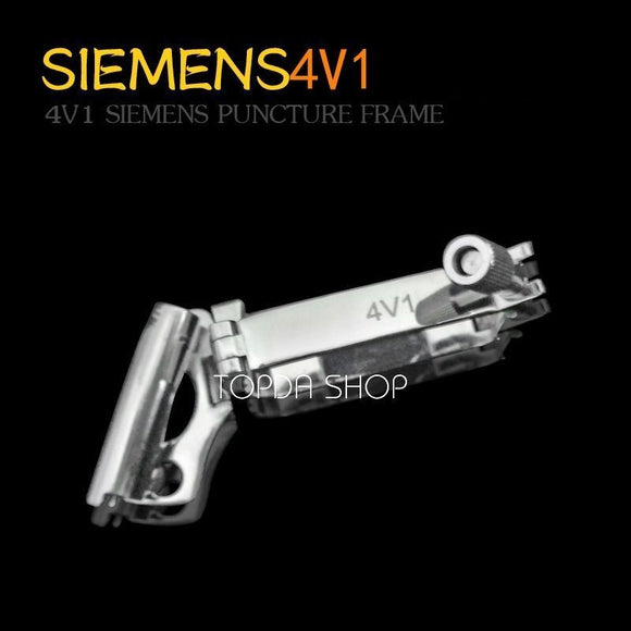 1pc 4V1 SIEMENS B-ultrasound Probe Puncture stent Stainless steel guide 725326264164