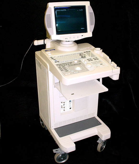 Aloka SSD-1700 DynaView 7.2 Ultrasound Machine ~ No Probes Included