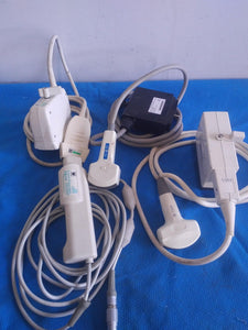 Transducer Probe Lot - GE/ATL/Boston Scientific