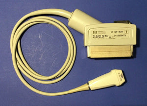 Hewlett-Packard Phased Array Transducer Ultrasound Probe 21215A