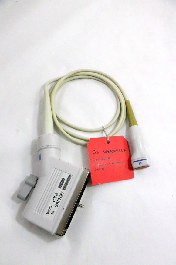 Reconditioned Philips S3-1 Ultrasound Transducer