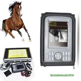Veterinary Digital Palmtop Ultrasound Scanner Machine+ Animal Rectal Probe Sale 190891767301