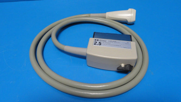 HP 21200 - 68300 Phased Array 2.5 MHz Probe for Sonos 1000 & 1500 (7042)