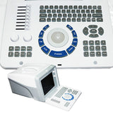Diagnostic Ultrasound Scanner Machine Convex+Transvaginal 2 Probe 3D Workstation 190891280077