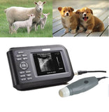 Veterinary Ultrasound Scanner Portable Machine Rectal Probe Pig Dog Pregnancy 190891468284