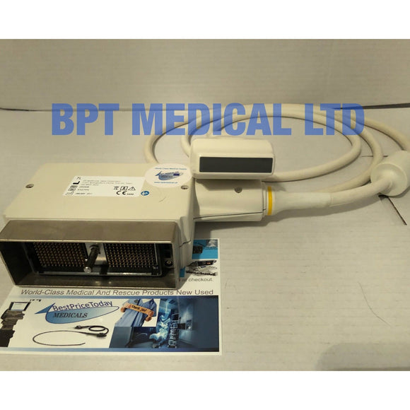 GE 7L Linear Wide Band Array 3.0-7.0MHz Ultrasound Transducer Probe 2302648