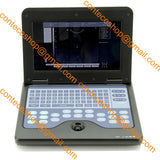 VET Veterinary Laptop Ultrasound Scanner Machine for Horse/cow animals Rectal 658126923446