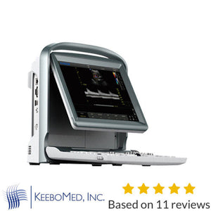 Color Doppler Ultrasound Scanner with Two Probes, Battery - Chison ECO5-Vascular