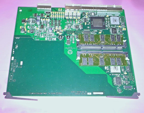 Siemens Antares Ultrasound Video Interface Board (PN: 07306041)