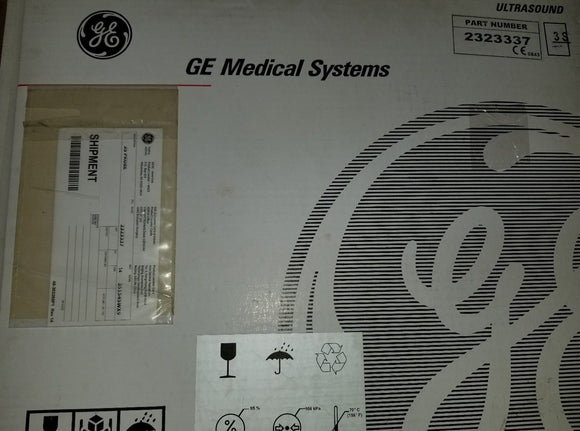 GE 3S Ultrasound Probe / Transducer Demo Condition