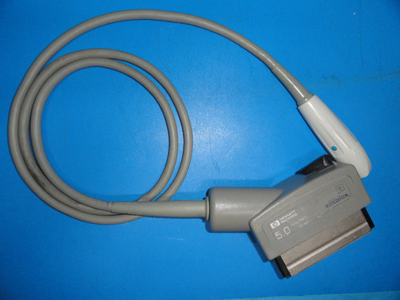 HP 21211B 5.0MHz Phased Array Neonatal Cardiac Probe (3340)
