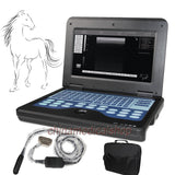 Veterinary Ultrasound Scanner for equine/horse/cow pregnancy test rectal probe 756040906177
