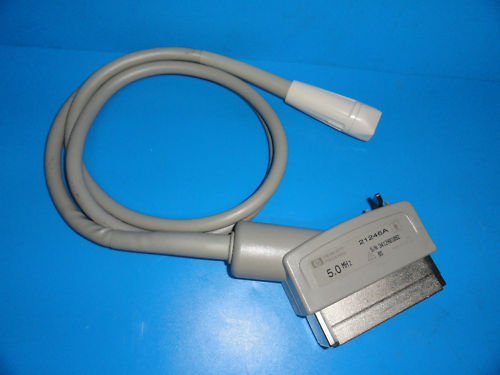 HP 21246A 5MHz Phased Array Ultrasound Transducer (3233)