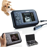 Veterinary Portable ultrasound scanner Machine Animal Rectal Probe Farm Pet Use