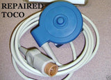 Philips , Corometrics TOCO Ultrasound Transducer Repair $95.00 FLAT RATE