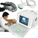 Vet Ultrasound Scanner/Machine Convex+Vet Rectal Probes Animals Pregnancy 3D  190891815767