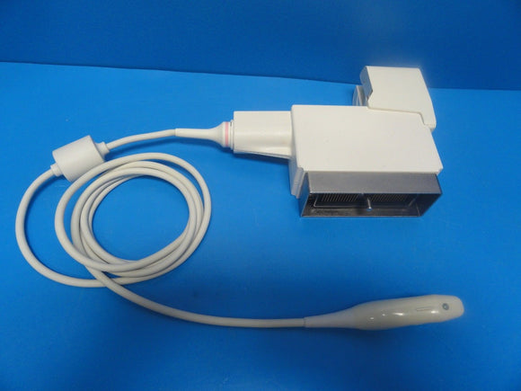 2001 GE 8S P/N 2266327 Cardiac Sector Ultrasound Transducer W/ Hook (6693)