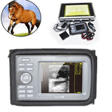 DHL Fast Ship Color Veterinary Digital PalmSmart Ultrasound Scanner+Rectal Probe 190891833501