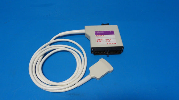 Diasonics CLA 5.0 MHz Convex Linear Array Ultrasound Transducer (7190)