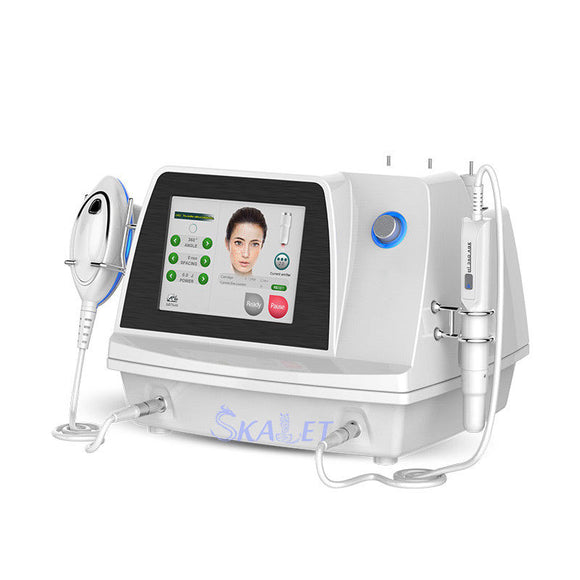 2018 High Intensity Focused Ultrasound Face Lift hifu Machine for salon use