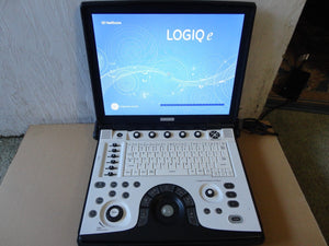 GE LOGIQ e BT10 Ultrasound Portable Machine W/ 4C-RS 12L-RS Probes CleanLowHour