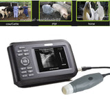 Veterinary Animal Ultrasound Scanner Rectal Linear Probe with Box Bettery A+ 190891468284