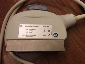 GE 6T Ultrasound Transducer