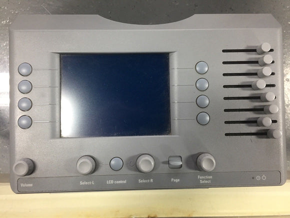 0748584 OPERATOR TOUCH SCREEN PANEL FOR SIEMENS ACUSON CV70 ULTRASOUND