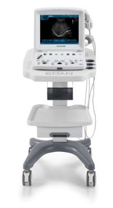 Deluxe Mobile trolley cart for U50 Ultrasound Imaging system scanner, In USA