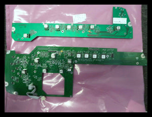 GE Logiq 9 Ultrasound Lower Operation Panel Circuit Board (PN: 2404652-32)