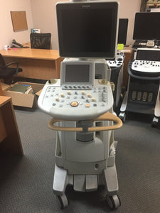 Philips iU22 - A Cart, 3D/4D Ultrasound