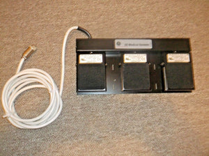 GE FB200952 Medical Ultrasound Foot Switch Pedal Unit For Vivid 7 System