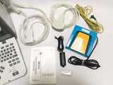 EDAN ULTRASOUND DUS-6 Ultrasonic Imaging System w/ 2 PROBES, Many EXTRAS, NICE!