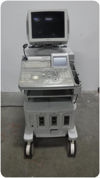 ALOKA SSD-5000 PC-1530 OLY ULTRASOUND MACHINE;