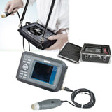 CE Veterinary Vet Laptop Ultrasound Scanner Machine Animals + Oximeter outdoor
