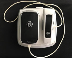 GE Vscan Dual Head - Pocket-Sized Handheld Ultrasound - Portable Machine System