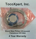 HP Philips Ultrasound M1356A Transducer $429 - LIFETIME Warranty! BRAND NEW 192243004454